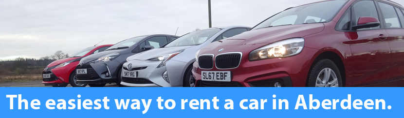 Aberdeen car rental - AberdeenRentalCar.co.uk